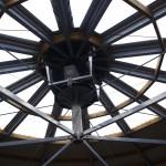 Liberty Multitrainer   Trainingsmolen   Horsewalker   Overkapping   Roofing
